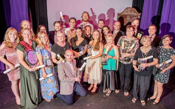 The outstanding winners of the Cape Amateur Theatre Awards 2018 – CATA 2018