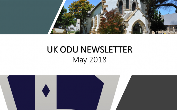 story image for UK ODU May 2018 Newsletter