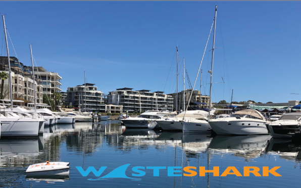 WasteShark can be used for the removal of plastic AND bio-materials!