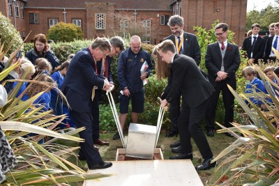 Gallery - 150th Anniversary Time Capsule