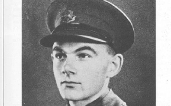 Lieutenant J.D. Allison (SHb, 35-39) East Sussex Regiment