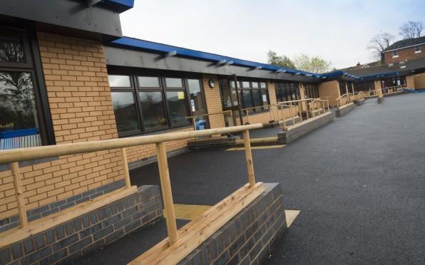Honeybourne undertake major classroom extension project