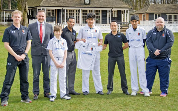 story image for Bishop Vesey's Sri Lanka cricket tour hits a six with sponsorship
