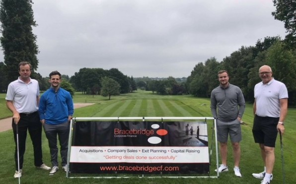 story image for Hole in one – BVGS Golf Day 2018 is a swinging success with partnership members