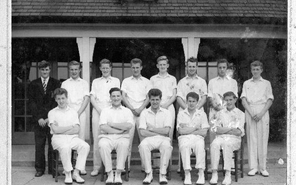 BVGS 1st XI 1960