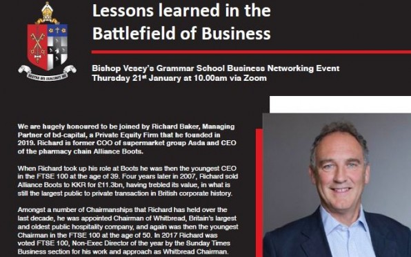 Lessons learned in the Battlefield of Business