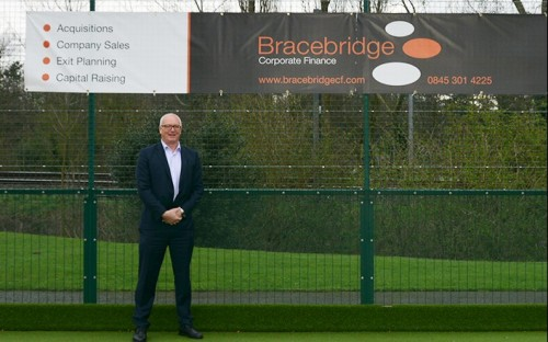 Andy Moore, Managing Director of Bracebrisge Corporate Finance