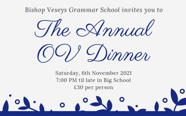 OV Dinner Details