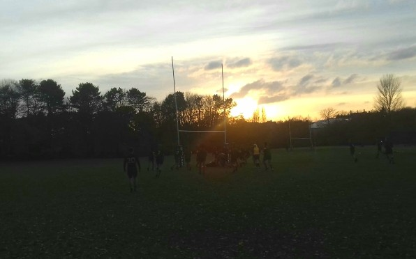 The sun sets on another week of Vesey's sport