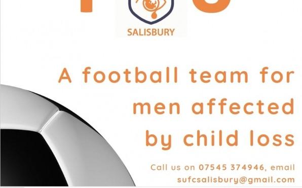 SANDS United FC Salisbury Leaflet