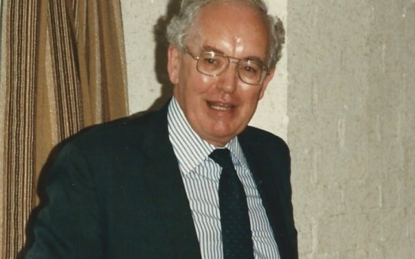 R.I.P. Glyn Evans former HM at BWS