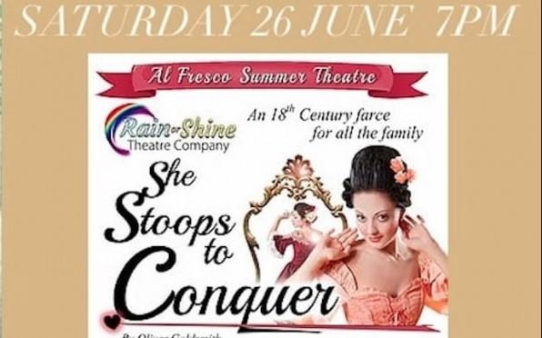 Open-Air Theatre at Bishop Wordsworth's School 26th June 2021