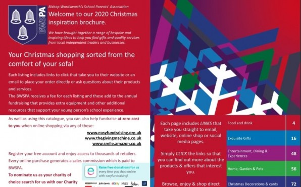 BWSPA Christmas Catalogue no.2 latest!