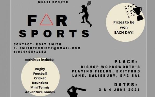 FAR Sports multi-sport summer activities