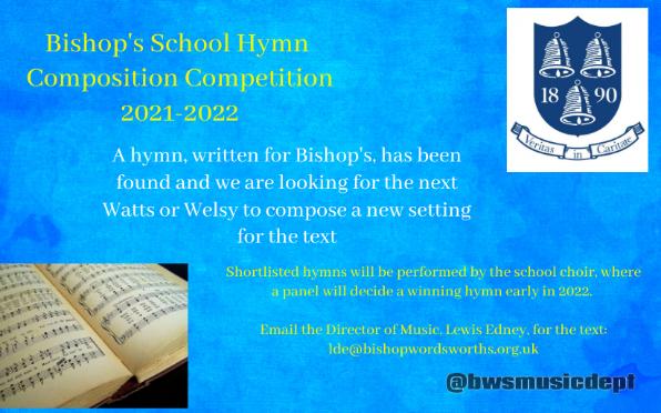 BWS School Hymn Composition