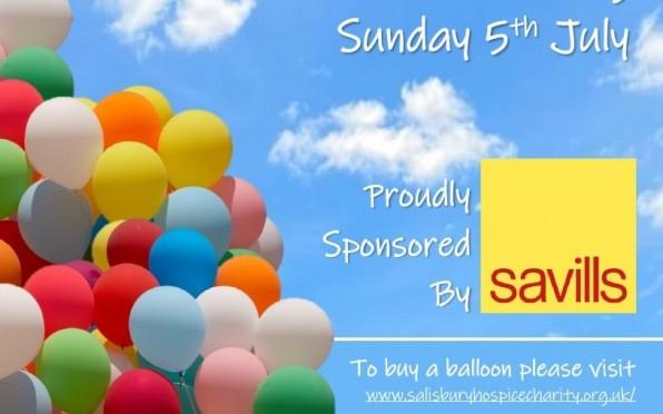 Salisbury Hospice Virtual Ballon Racce