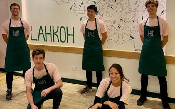 Lah Koh - Salisbury's new Asian Cafe
