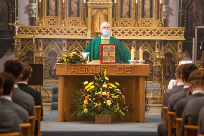 Gallery - 3rd year Family Mass