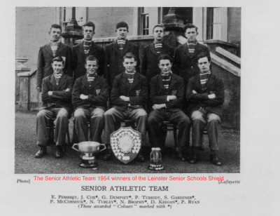 Gallery - Leinster Schools Athletic Champions 1924-2020