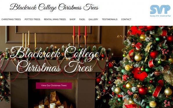Christmas Trees SVDP