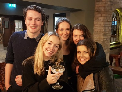 Gallery - Newcastle and Edinburgh OB Get Togethers