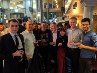 Gallery - OB London Drinks