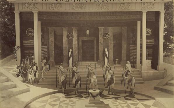Alcestis in 1895