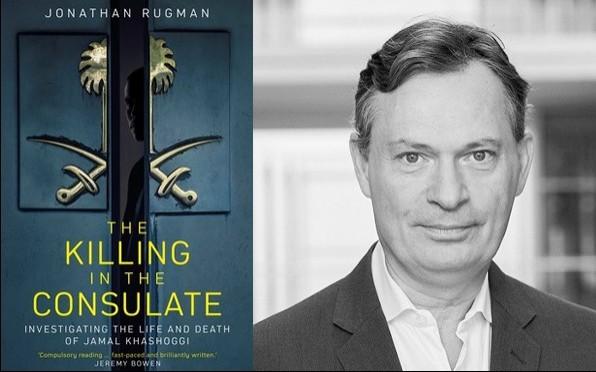 OB Jonathan Rugman's new book