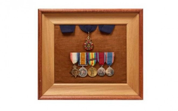 Image courtesy of Bosleys Military Auctioneers