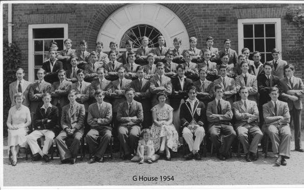 G House 1954