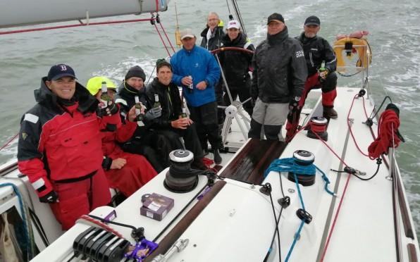 2019 OB Sailing Team
