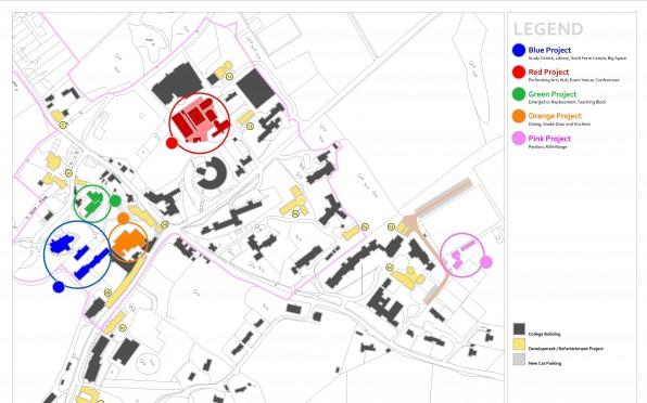 The Campus Development Framework