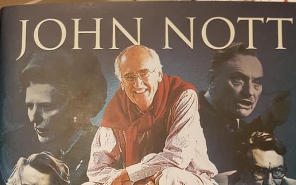 Sir John Knott