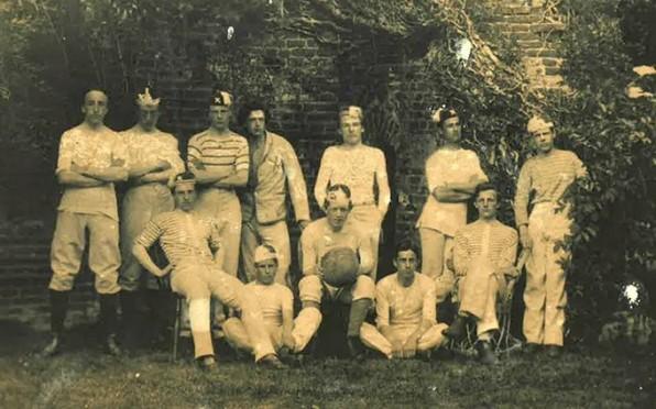 Bradfield College 1st XI, 1869