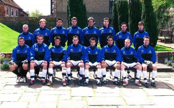 2003 Ist XI Football Team