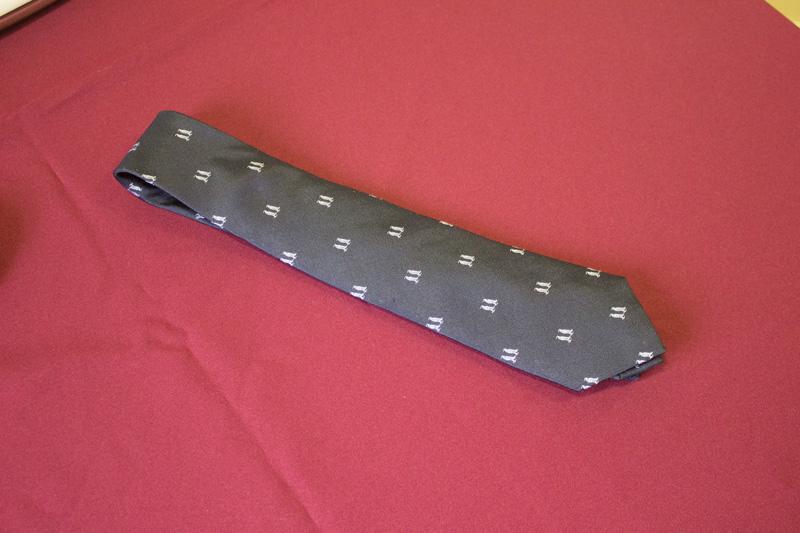 OB City Tie (Navy)