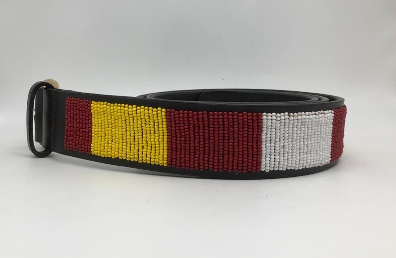 Waifs Beaded Belt