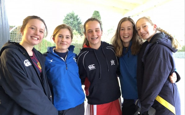 2017 Leavers reunited in Sport (as well as other things!)