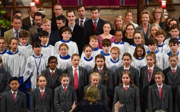 Parent, Staff & Pupil Choir