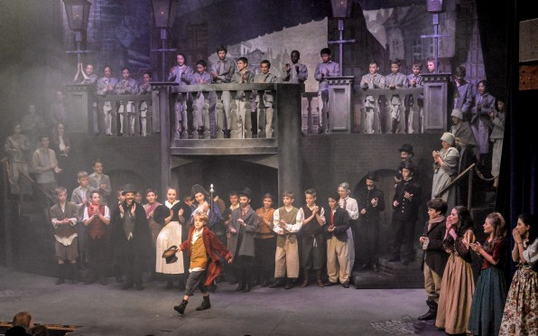 The Senior Production of 'Oliver'!