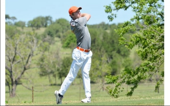 George matching the best low round in University of Texas Tyler Mens Golf history with a 65 in Ohio