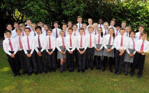 Brambletye Class of 2015