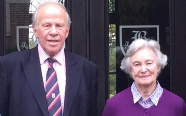 Donald & Sheila Fowler-Watt