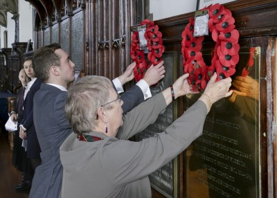 Gallery - Remembrance Service 2017