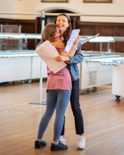 Gallery - Results Day