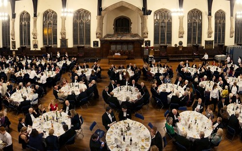 story image for Old Bristolians' 100th Annual Dinner