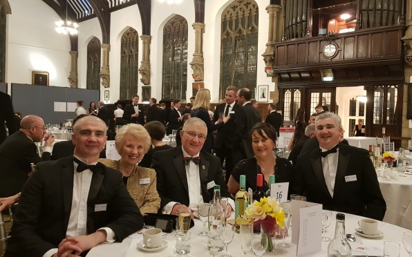 story image for Review of Annual Dinner