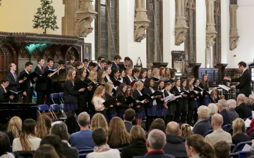 story image for Carol Service 2017
