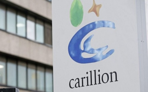 story image for Irish News: Carillion collapse signals start of unpredictable year in markets