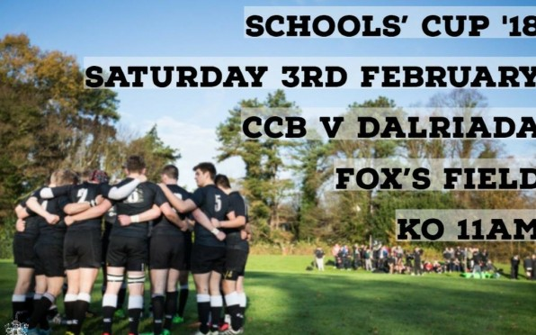 story image for Everyone welcome, as always in support of Campbell College Rugby Club